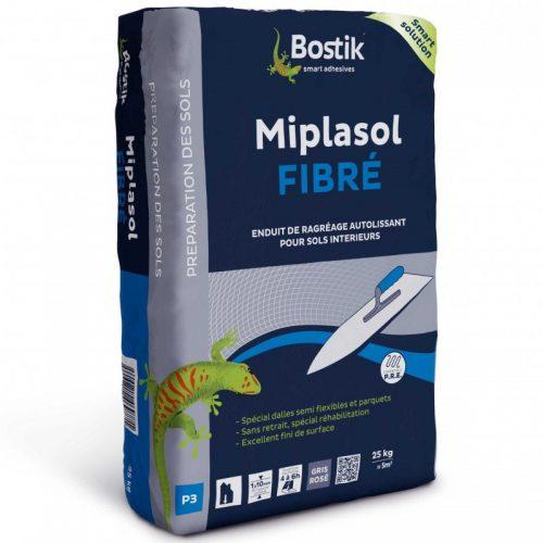 Naujos kartos savaime išsilyginantis , gretai stingstantis mišinys: BOSTIK MIPLASOL FIBRE
