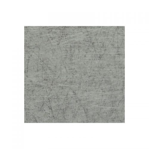 Silver metal brush, 500x500x2,5mm, 33kl, PVC vinilo plytelė