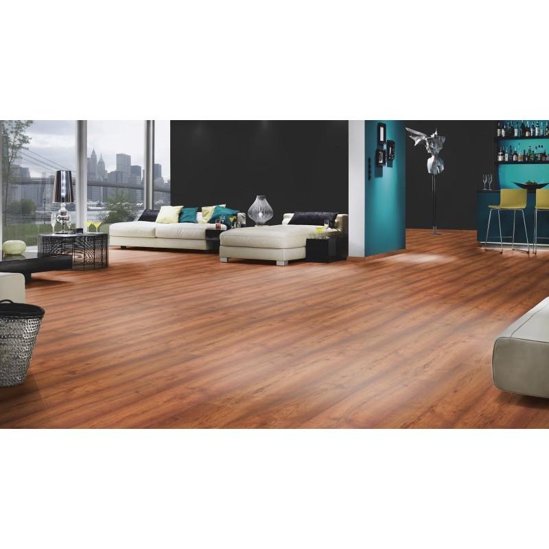 Supreme Classic, 5237 Scarlet Oak, 1285x192x10mm, 33k/AC5l, laminatas