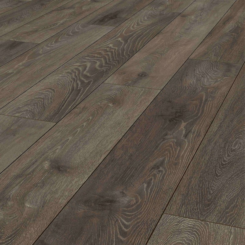 Krono MyArt, K233 Earthen Oak, 1285x192x12mm, 33kl/AC5, laminatas