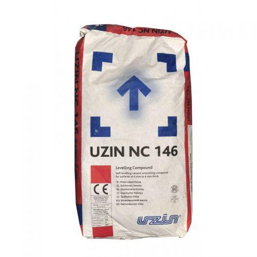 Išlyginamasis cementinis mišinys UZIN NC 146 lyginti pagrindus 0-6 mm storiu